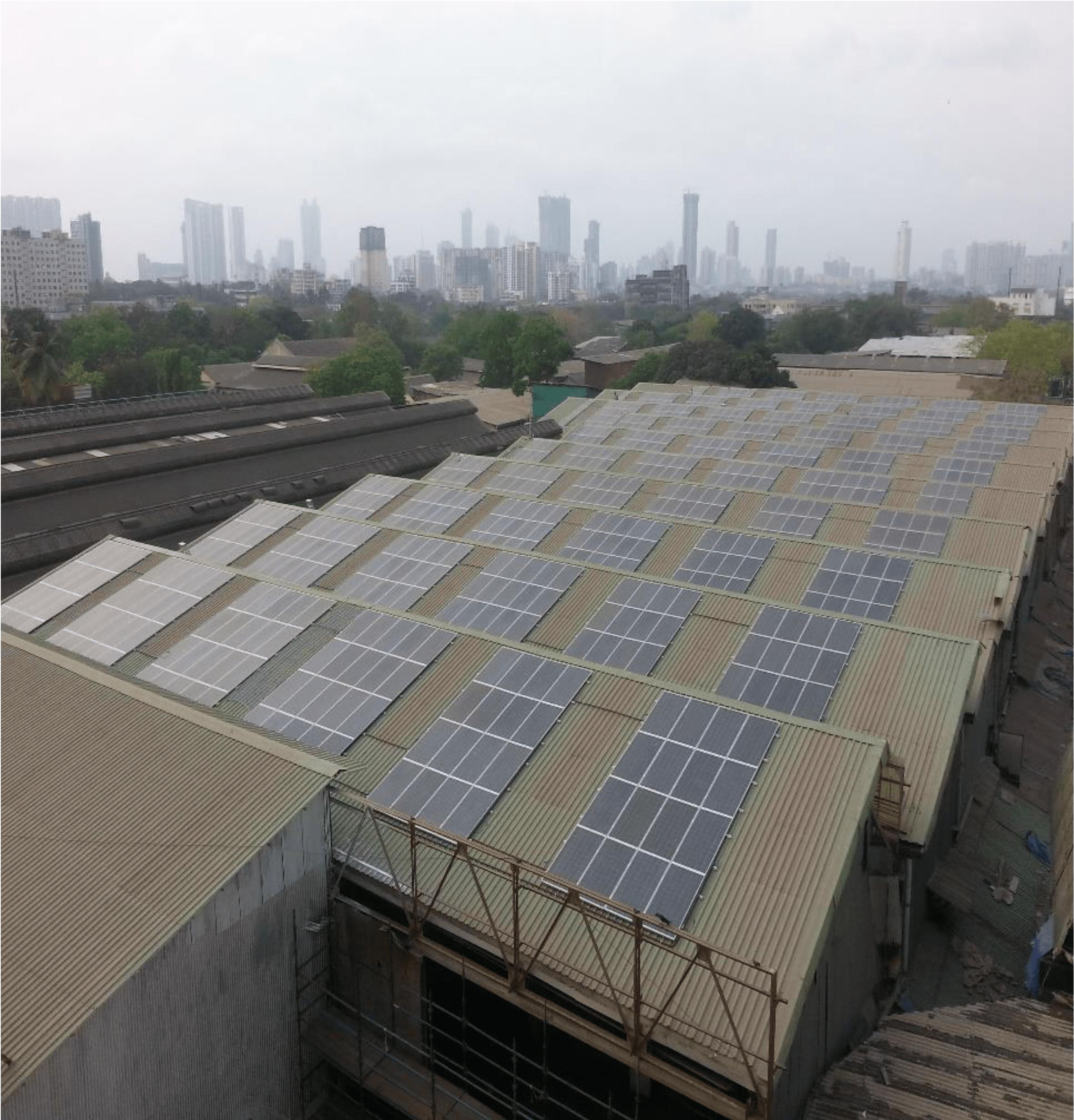 350 kWp, Shipbuilding Company, Mumbai (MH)