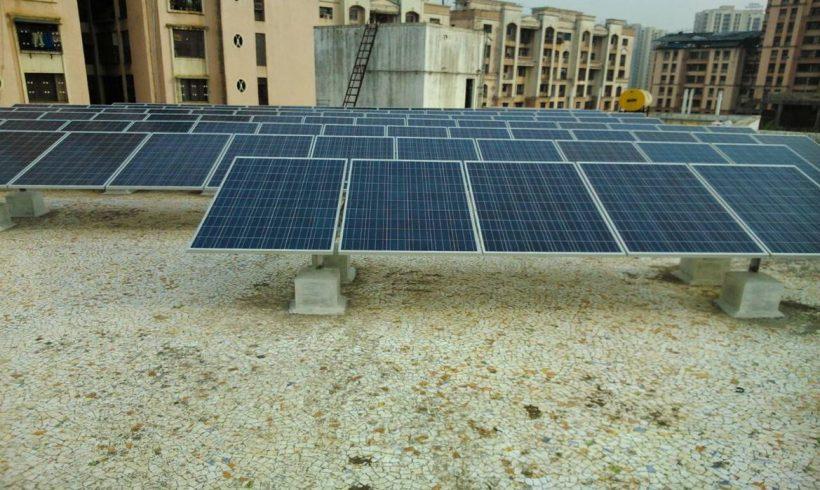320 kWp, Residential Societies, Pune (MH)