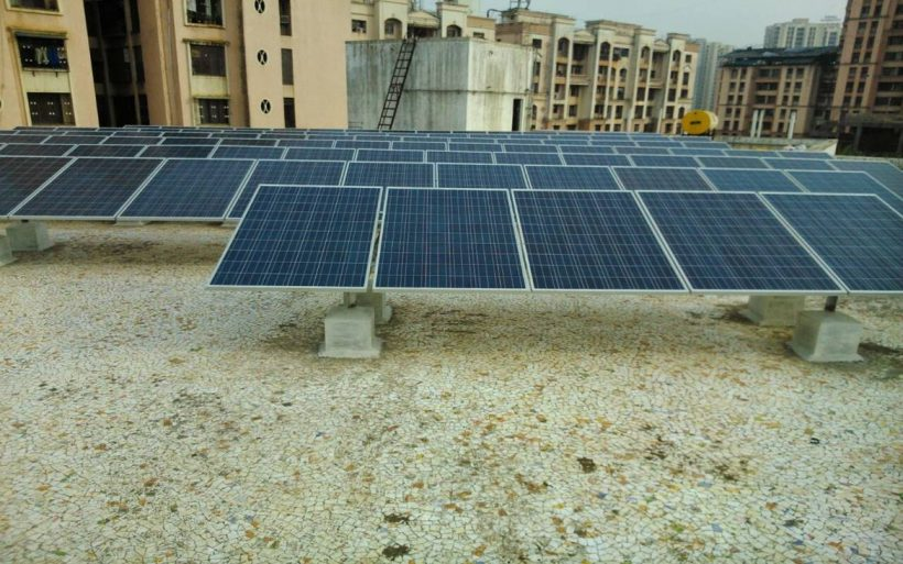 320 kWp, Residential Societies, Pune (MH)