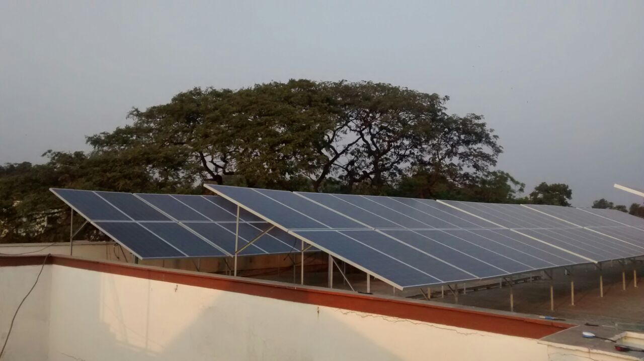 STUDY SHOWS SOLAR POWER CAN FULFILL HALF OF MUMBAI'S POWER REQUIREMENTS
