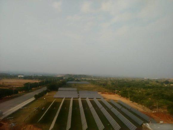 250 kWp, Solar Module Manufacturer, Hyderabad (TS)
