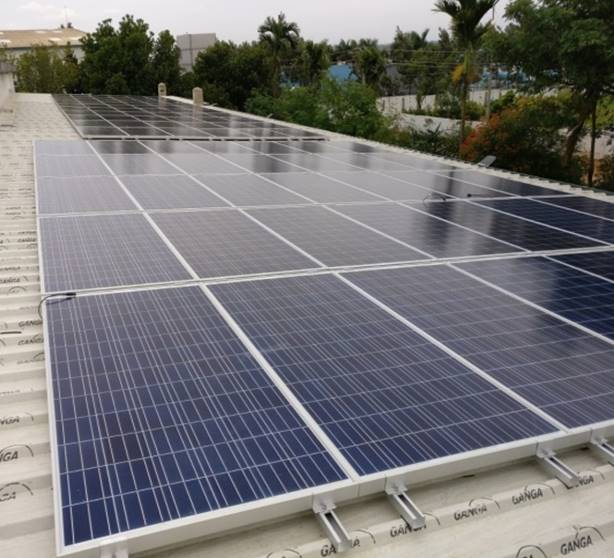 150 kWp, Solar Module Manufacturer, Bengaluru (KA)