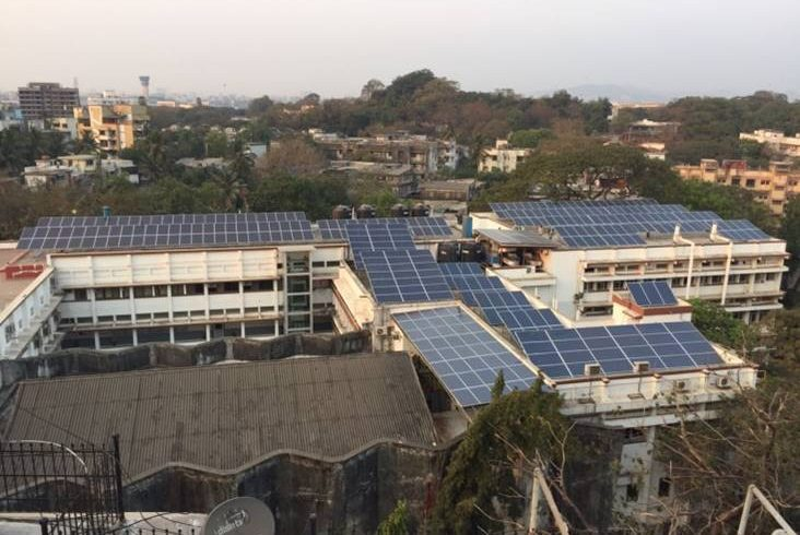 140 kWp, College of Pharmacy, Mumbai (MH)