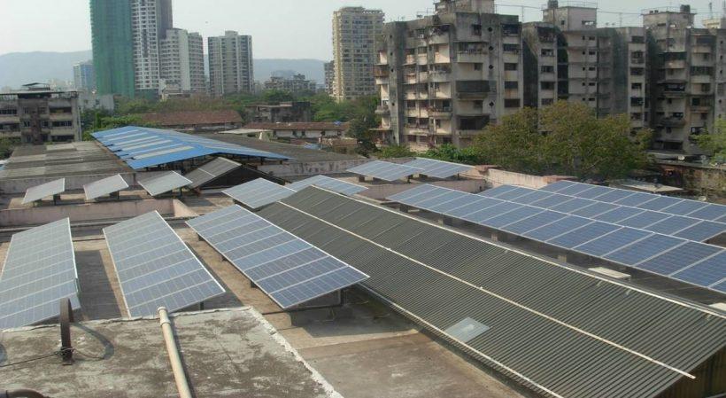 136 kWp, Municipal Building, Thane (MH)