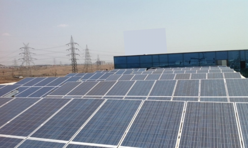 100 kWp, Automobile Manufacturer, Pune (MH)