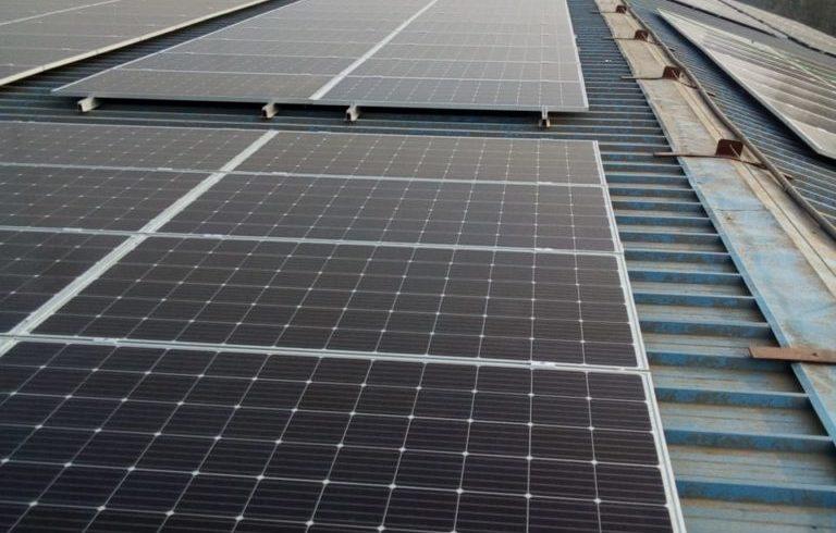 77 kWp, Construction Company, Mumbai (MH)