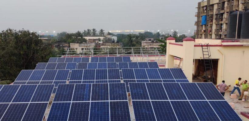 70 kWp, Secondary School, Mumbai (MH)