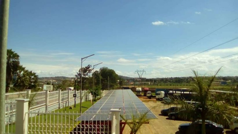 72 kWp, Manufacturer of Nonalcoholic Beverage Concentrates and Syrups, Uganda