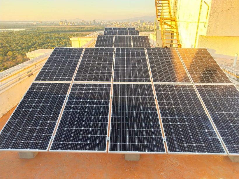 60 kWp, Residential Building, Mumbai (MH)